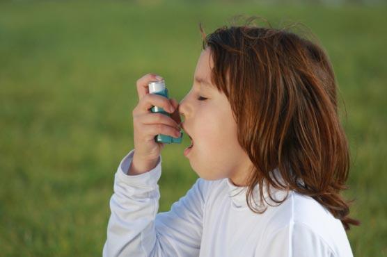 Asthme de l'enfant - Ventoline