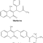 Vitamin K antagonist