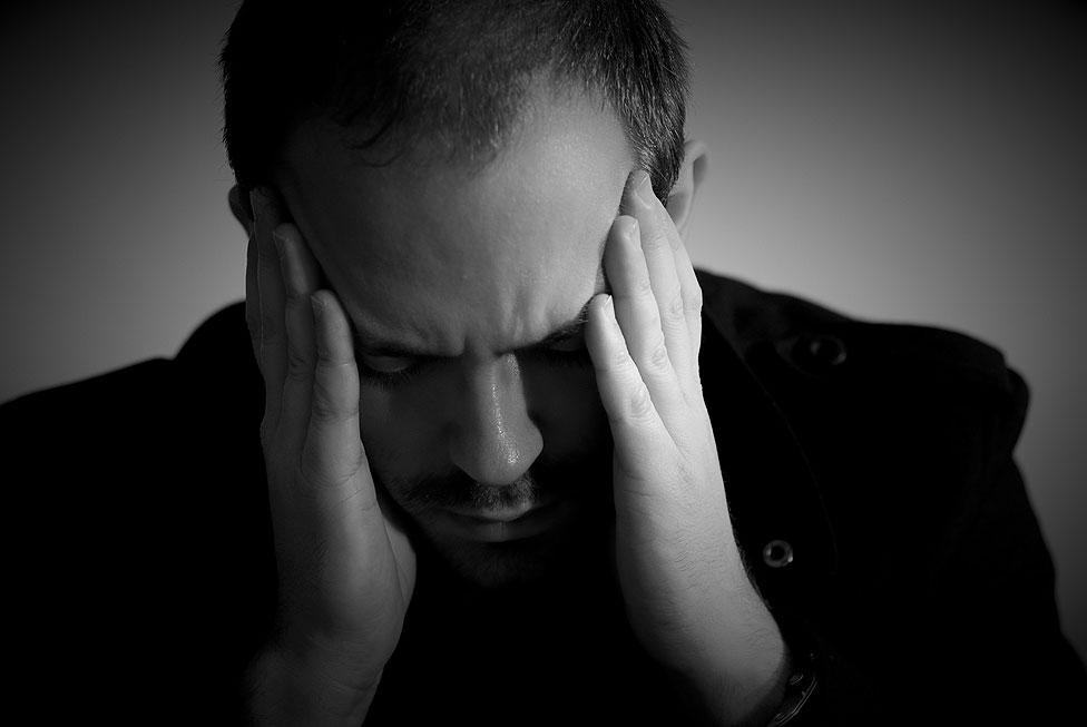 Tristesse à dépression