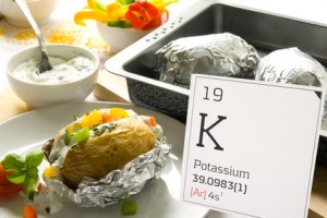 Hypokaliémie - Potassium
