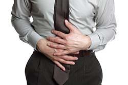 Chronic gastroduodenal ulcer