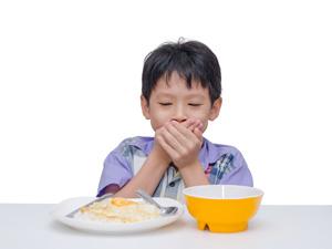 Anoréxie mentale de l'enfant prépubère