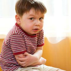Douleurs abdominales aiguës de l'enfant