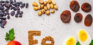 Activité des minéraux les plus étudiés en Nutrithérapie - Fer