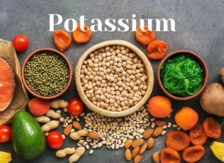 Activité des minéraux les plus étudiés en Nutrithérapie - Potassium