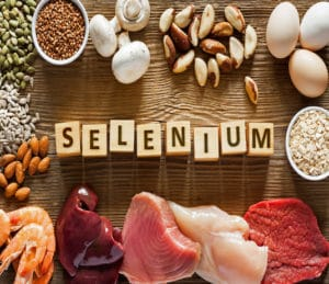 Activity of the most studied minerals in Nutritherapy - Selenium